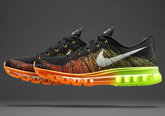 cheaper 0e646 a23bb Nike Flyknit Airmax 2014-Available